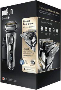 Maquina de afeitar Braun
