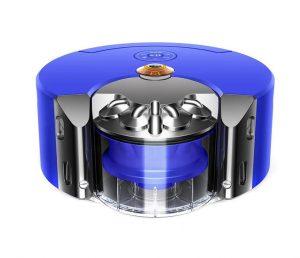 Dyson 360 Heurist Aspiradora Robot opiniones Analisis