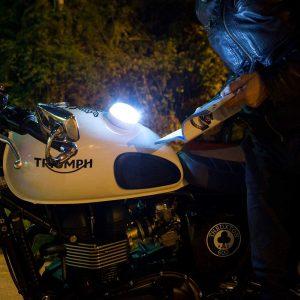 Real Decreto de Auxilio en Carretera luz emergencia V 16 comprar