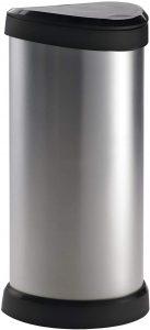 Curver 177729 Touch cubo basura 40 litros