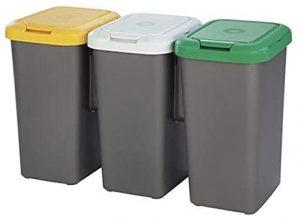 Tontarelli cubos basura 75 litros